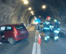 Incidente sulla A2: due morti
