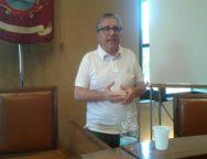 Gigi Veraldi, segretario Generale della Fillea Cgil Reggio–Locri