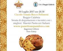"""Il panettone estivo? Si ma nutraceutico al Goji Italiano Il Pangoji presente all'evento """"Il panettone d'estate a Reggio Calabria"""""""
