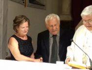 Gioia Tauro, 50 di Matrimonio per il pittore Mimmo Morogallo e la moglie Marilla