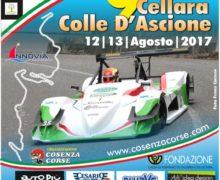 Il 12 e 13 agosto si corre la Salita di Cellara