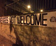 """Reggio Calabria, CasaPound: """"REFUGEES NOT WELCOME"""""""