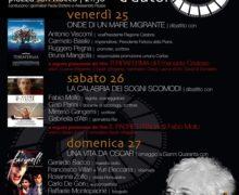 """Da venerdì 25 """"Scilla cinema d'autore"""" con il Premio Oscar Gianni Quaranta"""