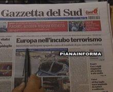 Rassegna Stampa 24 Agosto 2017