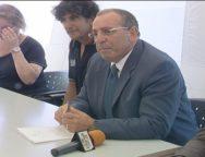 San Ferdinando, conferenza stampa del Prefetto alla nuova tendopoli