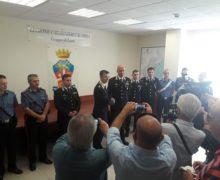 Locri, cambio comando gruppo Carabinieri