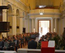 Catanzaro, celebrata la festivita' di San Matteo Patrono della Guardia di Finanza