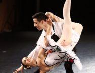 Francesco Congiusti, talentoso ballerino  calabrese al North Bohemian Theatre nella Repubblica Ceca