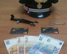 Melito Porto Salvo, tre arresti per furto di bancomat