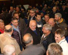 Nuovo incontro di Oliverio domani a Locri con i lavoratori forestali dell'area Sud della Calabria