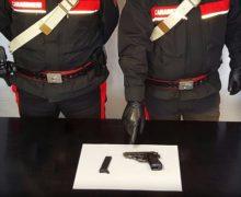 Reggio, un arresto per arma clandestina