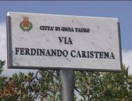 Gioia Tauro, intitolata una via a Ferdinando Caristena vittima gay di mafia