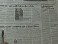 Rassegna Stampa 20 Novembre 2017