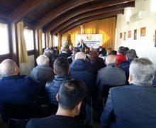 Gioia Tauro, 17 Dicembre 2017 – Il Congresso Provinciale di Reggio Calabria elegge all'unanimità Renato Bellofiore Coordinatore Provinciale di Fare! con Tosi.