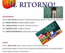 """Documento di RIVENDICAZIONE – Docenti assunti in Fase B  – legge 107/2015 cosiddetta """" Buona Scuola"""""""