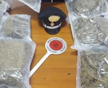 Rosarno, un arresto per droga