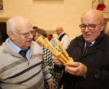 Il Presidente Oliverio a Nocera Terinese durante una manifestazione sulla valorizzazione delle tradizioni e del territorio