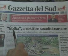 """Rassegna Stampa 12 Dicembre 2017(Con la notizia dell'operazione """"Terramara – Closed"""")"""