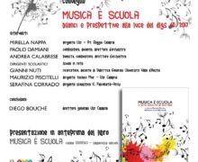 Una pubblicazione conclude in Calabria il progetto regionale musica e scuola