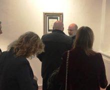 """Oliverio ha inaugurato al MAON di Rende la mostra """"Rotella VS Dada"""""""