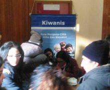 """Il Club Kiwanis """"Fata Morgana  – Città di Villa San Giovanni"""" aiuta le famiglie bisognose con bambini"""