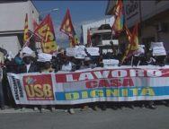 San Ferdinando, i migranti chiedono i loro diritti