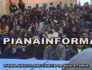 Rosarno, Piera Aiello prima Testimone di Giustizia al Piria di Rosarno