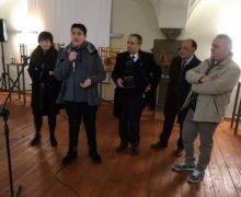 """Gioia Tauro, inaugurata la mostra """"A Sud Da Vinci""""di Francesco Del Grande."""