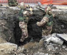 L'Esercito disinnesca un ordigno della 2^ Guerra Mondiale a Villa San Giovanni (RC)