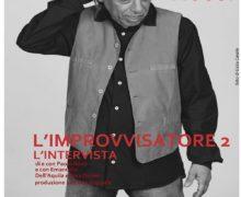 Paolo Rossi a Cittanova postecipato a Giovedi 8 Marzo