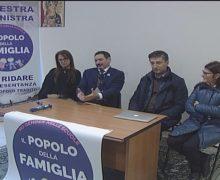 Rizziconi, Gianfranco Amato Segretario Nazionale Popolo della Famiglia ha incontrato i sostenitori