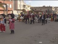 San Ferdinando, primo Carnevale dell'associazione Omnia