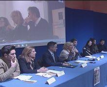 Rosarno, Istituto Piria: Il Prof. Savastano presidente dell'associazione o.n.l.u.s. NOE (Noi oltre Eboli), ha incontrato gli studenti