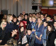 Rosarno, gli studenti del Piria ospiti della trasmissione Rai Socialclub