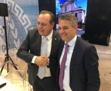 Il ministro del Turismo argentino accoglie l'invito di Oliverio a venire in Calabria