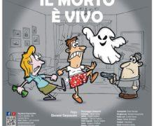 """Vacantiandu:  domenica 25 marzo """"Il morto è vivo"""" della compagnia """"I Vacantusi"""""""
