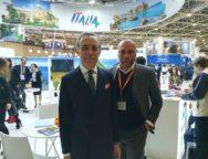 MITT di Mosca: l'ambasciatore italiano visita lo stand della Calabria