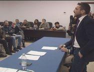 Cinquefrondi, il Sindaco dimissionario Michele Conia ha incontrato i cittadini