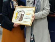 Reggio, Francesca Maria Morabito insignita del premio Mimosa d'argento 2018