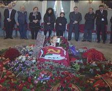 Polistena, i cittadini hanno reso l'ultimo omaggio al Sindaco Girolamo Tripodi