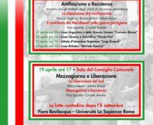 Manifestazioni per il 25 aprile a Palmi