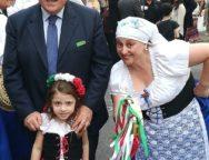 Bagno di folla per Oliverio in Argentina
