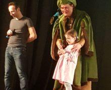 Taurianova, i bambini della scuola dell'infanzia di Amato a teatro