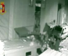 Polizia arresta banda rapina a caveau Nel 2016 a Catanzaro