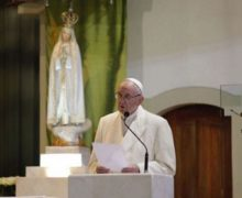 Papa benedirà statua Madonna di Fatima donata alla comunità di Soveria Mannelli e destinata a nuova Chiesa
