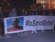 Limbadi onora l'eroe civile Matteo Vinci con una fiaccolata silenziosa