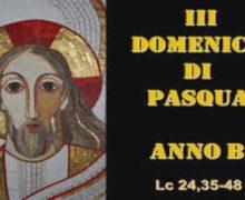 Il Cammino dello Spirito, 3 Domenica di Pasqua