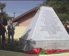 Polistena, inaugurato il monumento al Partigiano