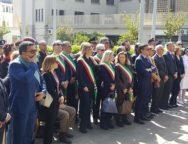 L'Assessore Robbe ha partecipato alla Celebrazione per la Commemorazione della Liberazione a Catanzaro