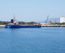 Gioia Tauro, soccorsa nave in avaria